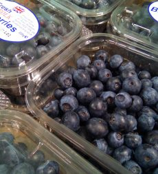 Offer: Norfolk Blueberries (12 x 220g)