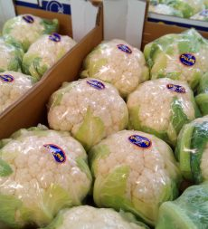 Offer: Spanish Wrapped Cauliflowers (10's)