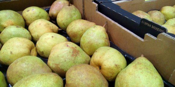 English Comice Pears (6kg)