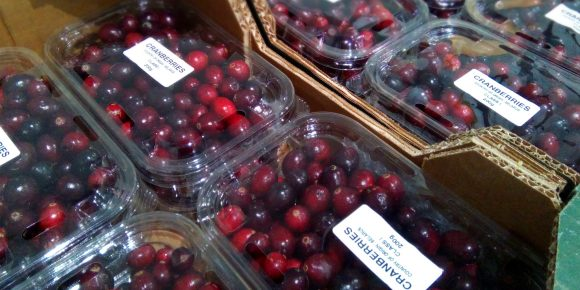Belarusian Cranberries (8 x 200g)