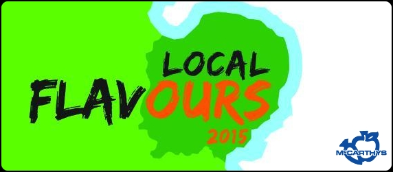 LOCAL FLAVOURS 2015