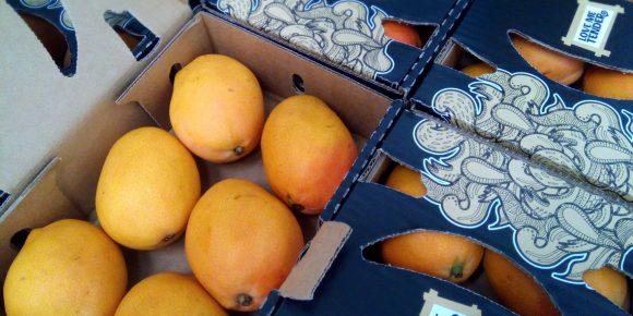 Honey Mangoes