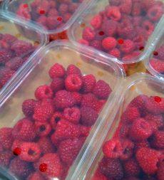 Offer: Norfolk Raspberries (10 x 200g)