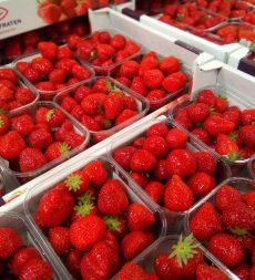 Offer: Belgian Strawberries (8 x 400g)
