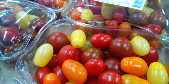 Mixed Colour Cherry Tomatoes (10 x 350g)