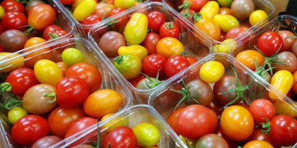 UK Mixed Cherry Tomatoes (9 x 250g)